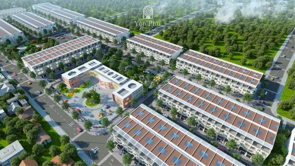 Dự án khu đô thị Yên Phụ Newlife