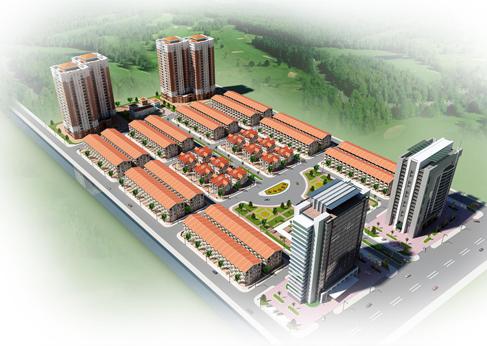 Dự án Khu đô thị Đức Việt